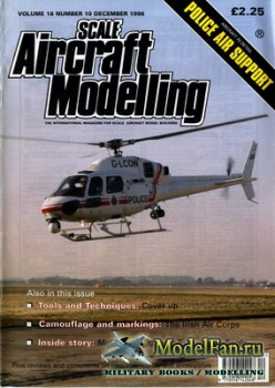Scale Aircraft Modelling (December 1996) Vol.18 №10
