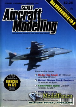 Scale Aircraft Modelling (January 1997) Vol.18 №11