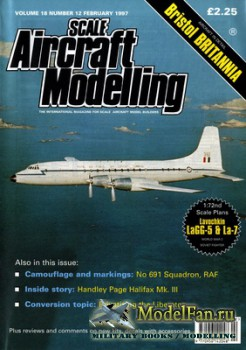 Scale Aircraft Modelling (February 1997) Vol.18 №12