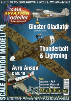 Scale Aviation Modeller International (January 2001) Vol.7 №1