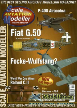 Scale Aviation Modeller International (February 2001) Vol.7 №2