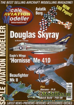 Scale Aviation Modeller International (March 2001) Vol.7 №3