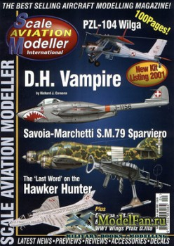 Scale Aviation Modeller International (April 2001) Vol.7 №4