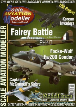 Scale Aviation Modeller International (June 2001) Vol.7 №6
