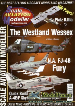 Scale Aviation Modeller International (July 2001) Vol.7 №7