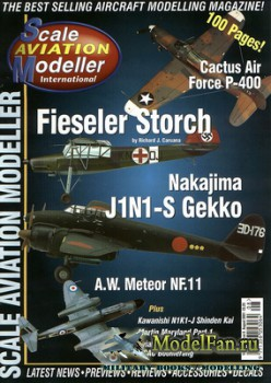 Scale Aviation Modeller International (August 2001) Vol.7 №8