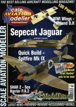 Scale Aviation Modeller International (October 2001) Vol.7 №10