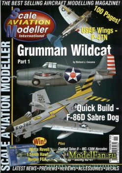 Scale Aviation Modeller International (November 2001) Vol.7 №11