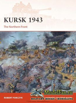 Osprey - Campaign 272 - Kursk 1943: The Northern Front