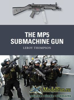 Osprey - Weapon 35 - The MP5 Submachine Gun