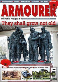 The Armourer Militaria Magazine (November/December 2014)