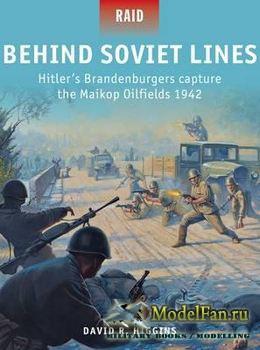 Osprey - Raid 47 - Behind Soviet Lines: Hitler's Brandenburgers capture th ...