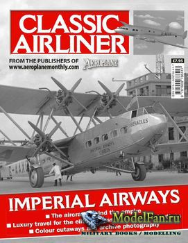 Aeroplane Classic Airliner - Imperial Airways (1924-1940)