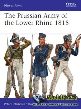 Osprey - Men-at-Arms 496 - The Prussian Army of the Lower Rhine 1815