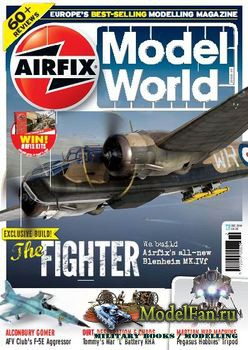 Airfix Model World - Issue 49 (Decembre 2014)