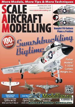 Scale Aircraft Modelling (November 2014) Vol.36 №9