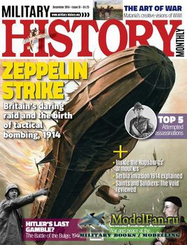 Military History Monthly (December 2014)