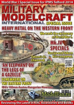 Military Modelcraft International (December 2014) Vol.19 №2