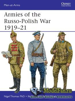 Osprey - Men-at-Arms 497 - Armies of the Russo-Polish War 1919-1921