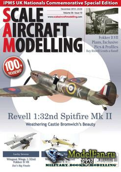 Scale Aircraft Modelling (December 2014) Vol.36 №10