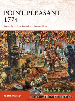 Osprey - Campaign 273 - Point Pleasant 1774: Prelude to the American Revolution