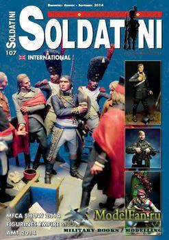 Soldatini №107 2014