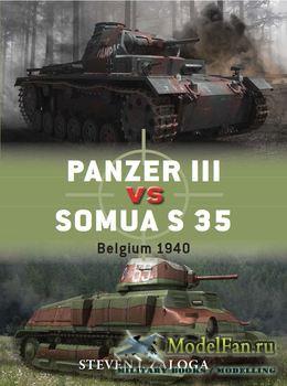 Osprey - Duel 63 - Panzer III vs Somua S 35: Belgium 1940