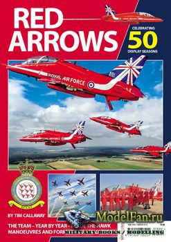 Red Arrows: Celebrating 50 Display Seasons (Tim Callaway)