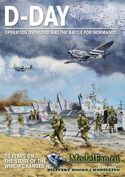 D-Day: Overlord and The Battle for Normandy (Dan Sharpe)