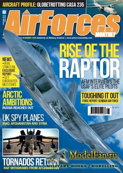 AirForces Monthly (January 2015) №322