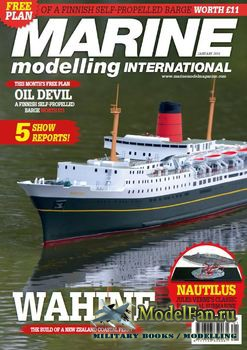 Marine Modelling International №1 2015