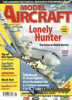 Model Aircraft August 2011 (Vol.10 Iss.08)