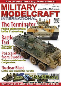 Military Modelcraft International (January 2015) Vol.19 №3
