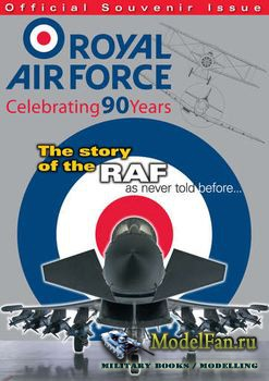 Royal Air Force - Celebrating 90 Years