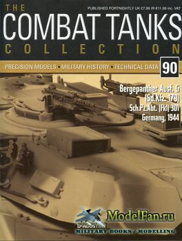 The Combat Tanks Collection 90 - Bergepanther Ausf.G (Sd.Kfz.179)