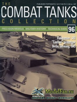 "The Combat Tanks Collection 96 - Flakpanzer 341 ""Coelian"" Prototype"