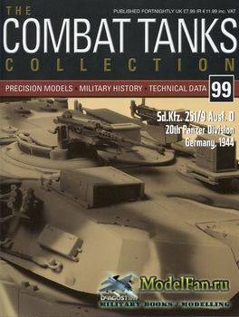 The Combat Tanks Collection 99 - Sd.Kfz.251/9 Ausf.D