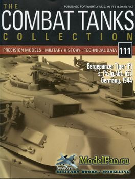 The Combat Tanks Collection 111 - Bergepanzer Tiger (P)