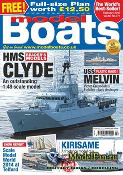 Model Boats (February 2015)