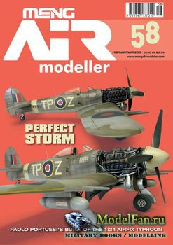 AIR Modeller - Issue 58 (February/March) 2015