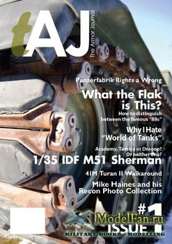 The Armor Journal Magazine №1