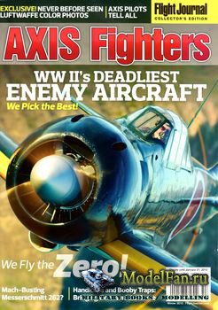 Axis Fighters - Flight Journal Collector's Edition