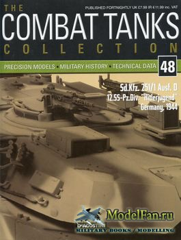 The Combat Tanks Collection 48 - Sd.Kfz.251/1 Ausf.D