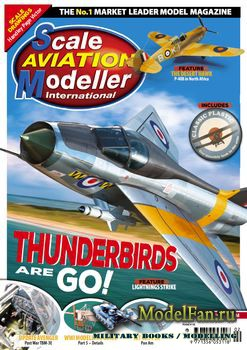 Scale Aviation Modeller International (February 2015) Vol.21 Iss.2