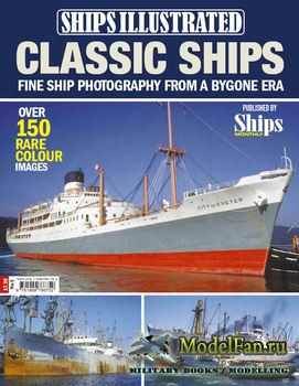Ships Illustrated - Classic Ships