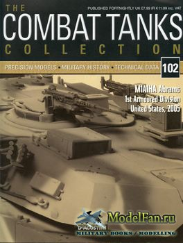 The Combat Tanks Collection 102 - M1A1HA Abrams