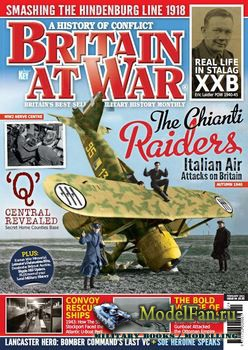 Britain at War Magazine №94 (February 2015)