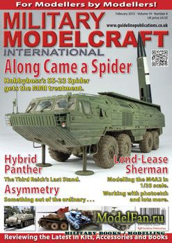 Military Modelcraft International (February 2015) Vol.19 №4
