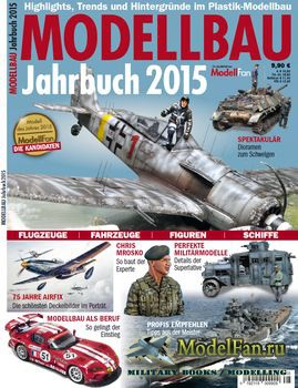 Modellbau Jahrbuch 2015