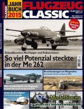 Flugzeug Classic Jahrbuch 2015